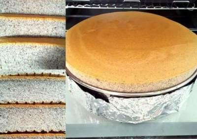 Tips Membuat Ogura Cake