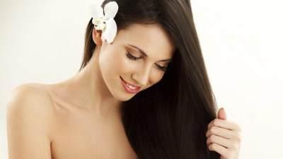 6. Menghaluskan Rambut