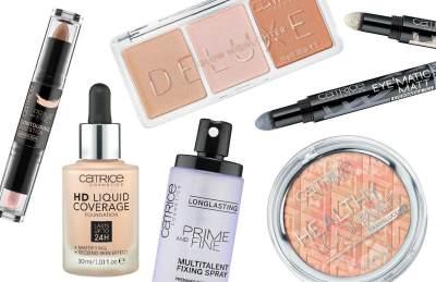Satu Muka Pakai Catrice Cosmetics, Ini Produk Pilihan yang Bisa Moms Coba