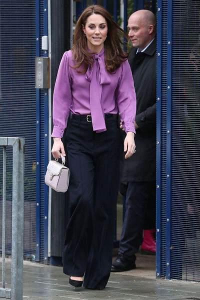 6 Inspirasi Fashion Klasik Kate Middleton, Kunci Tampil Cantik Paripurna di Acara Formal