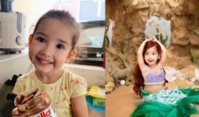 Mirip Boneka! Ini 8 Potret Menggemaskan Baby Sera, Anak Yasmine Wildblood