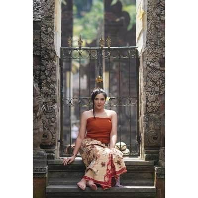 Jadi Hot Mama, Intip Penampilan Terbaru Ashanty di Bali yang Sexy Badai