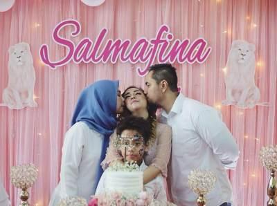 Semakin Dewasa, Ternyata Ini Harapan Salmafina Sunan di Hari Ulang Tahunnya