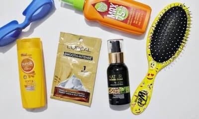 Tips Mencegah Rambut Rusak Setelah Berenang, Lakukan 6 Cara Ini Moms!