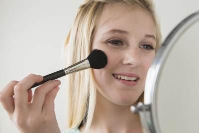 Langsung Menggunakan Makeup