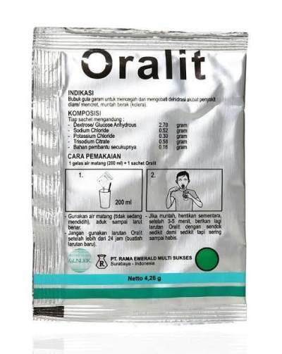 Cairan Oralit