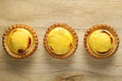 2. Durian Egg Cheese Tart