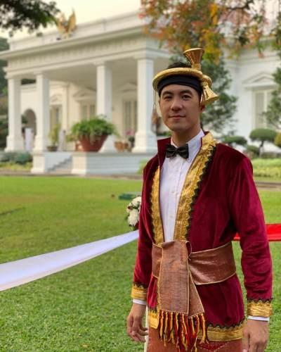 Mengintip Gaya Selebriti dengan Pakaian Adat Saat Upacara Kemerdekaan di Istana Negara