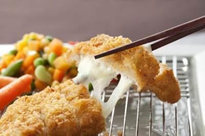 Resep Cheesy Chicken Katsu, Menu Lezat Kekinian yang Jadi Favorit Si Kecil