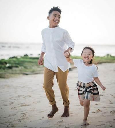 Cerita Haru Ruben Onsu dan Sarwendah Adopsi Betrand Peto Sebagai Anak Angkat