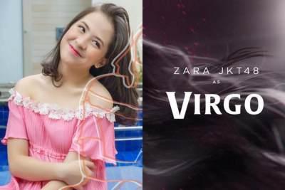 Perankan Virgo di Jagad Sinema Bumilangit, Zara Eks JKT48 Semakin Memukau