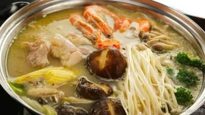 Resep Collagen Soup, Kuah Hotpot yang Baik untuk Kesehatan dan Kecantikan