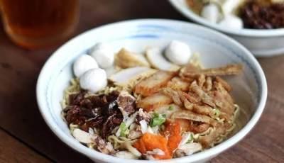 Yam Bihun Ayam Kampung Ala Pontianak, Intip Resepnya dan Rasakan Kelezatannya
