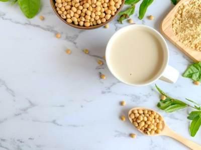 5 Manfaat Susu Kedelai Untuk Kesehatan dan Kecantikan, Cegah Osteoporosis Hingga Obesitas