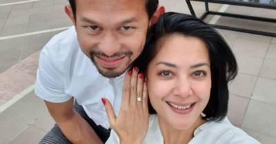 Jadi Istri Cucu Pengusaha Kapal, Pernikahan Lulu Tobing Jauh Dari Kata Mewah
