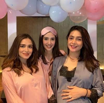 Serunya Baby Shower Nabila Syakieb & Yasmine Wildblood, Apa Jenis Kelamin Calon Bayi?