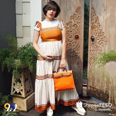 Hamil Anak Kembar, Irish Bella Dapat Perhatian Ekstra dari Ammar Zoni