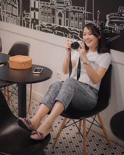8 Fakta Menarik Ana Riana, Pemeran Rinjani Istri Mas Pur di Sinetron 'TOP'