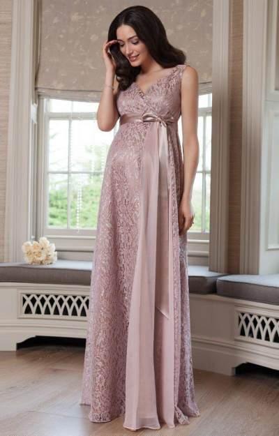 Tampil Simple dan Menawan, Ini 6 Rekomendasi Gaun Kondangan untuk Ibu Hamil