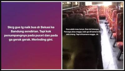 Selain 'KKN di Desa Penari', Ini 5 Kisah Horor Viral di Sosial Media yang Bikin Merinding