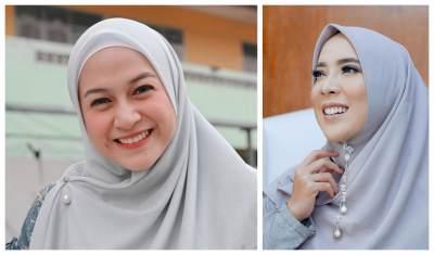 Inspirasi Mengenakan Tuspin Mutiara Ala Selebriti Indonesia, Intip Yuk Moms!