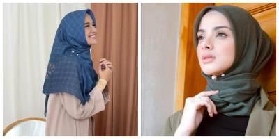 Tuspin Sebagai Bros dan Perekat Hijab