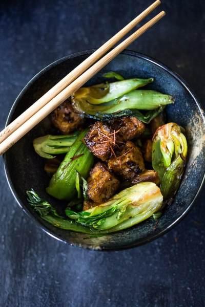 Resep Tahu Pok Choy Black Pepper Untuk Sajian Makan Malam Sehat, Praktis, dan Enak!