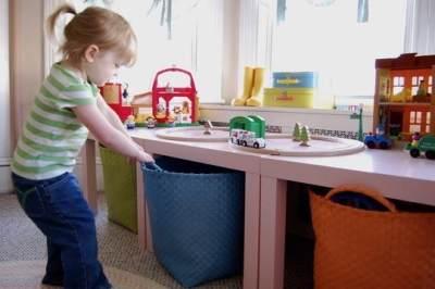Rahasia Rumah Tetap Rapi dan Bersih Walau Punya Balita, Coba 5 Tips Ini Moms