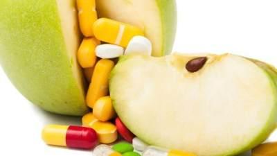 Konsumsi Vitamin dan Suplemen