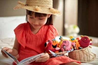 Marriott Bonvoy Keluarkan Koleksi Mr. Men & Little Miss Untuk Anak di Seluruh Asia Pasifik