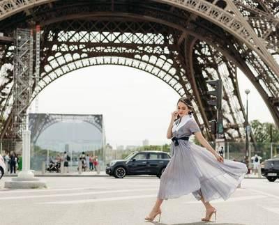 Ashanty Hingga Olla Ramlan, Ini 8 Gaya Super Stylish Mama Hits Saat Liburan di Eropa