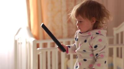 Bikin Penasaran, Ini 5 Peralatan Rumah Tangga yang Biasa Jadi Mainan Balita
