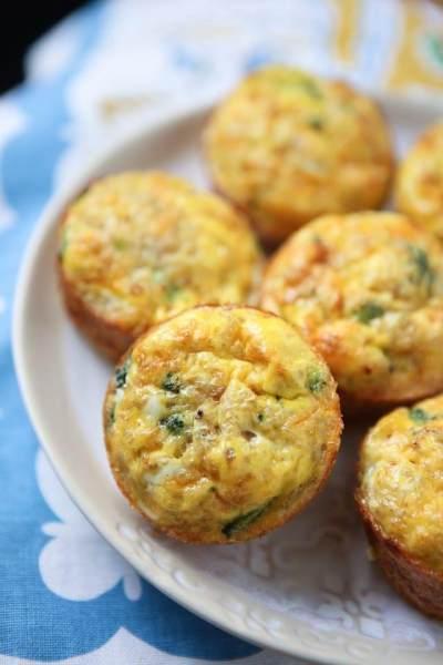 Resep Frittata Brokoli Keju