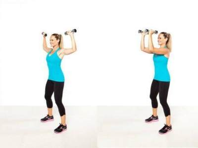 1. Standing Chest Fly
