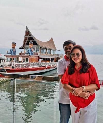 20 Tahun Bersama, Ini Resep Rumah Tangga Selalu Romantis Ala Djarot dan Happy Farida