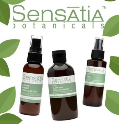 1. Sensatia Botanicals