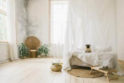 "4. Buat kamar lebih ""hidup"" dengan suasana alam"
