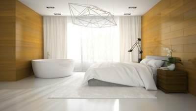 5. Buatlah kamar menjadi sesederhana mungkin