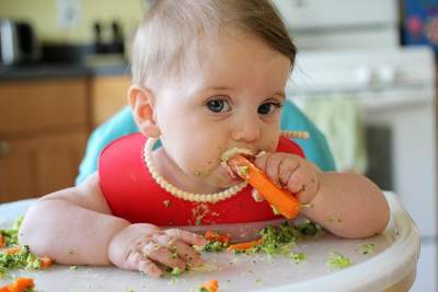 Metode MPASI BLW Untuk Bayi, Apa Saja Kelebihannya?