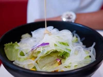 1. Salad - Hokben