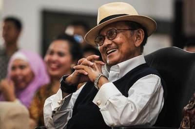 Indonesia Berduka, BJ Habibie Meninggal Dunia