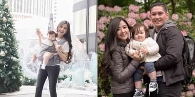 Sempat Marah Soal Nama Anak, Franda Minta Maaf Pada Orang Tua Zylvechia Kimberly