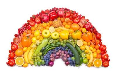 Diet Gizi Seimbang dengan Buah dan Sayur, Ini Manfaatnya Berdasarkan Warna