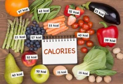 4. Rendah kalori
