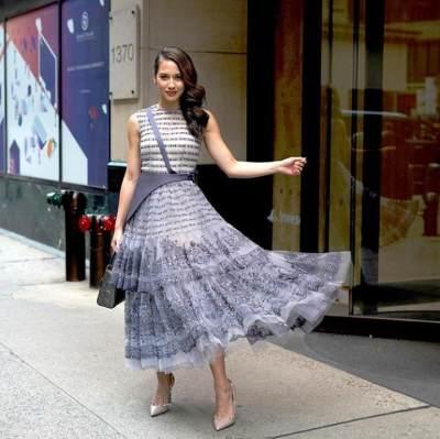 Intip Gaya 5 Seleb Cantik Indonesia yang Modis Abis di New York Fashion Week