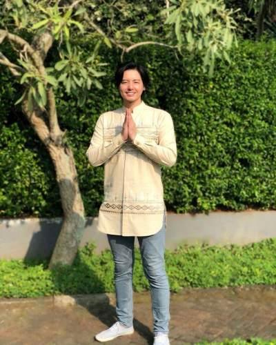 10 Transformasi Roger Danuarta Pasca Menikah, dari F4-nya Indonesia Hingga Jadi Oppa Korea