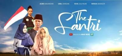 Belum Tayang, 'The Santri' Film Putri Ustadz Yusuf Mansur Tuai Kritikan dan Kontroversi
