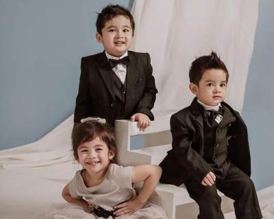 Inspirasi Mix and Match Baju Formal Anak, Bikin Si Kecil Kece Abis, Moms!