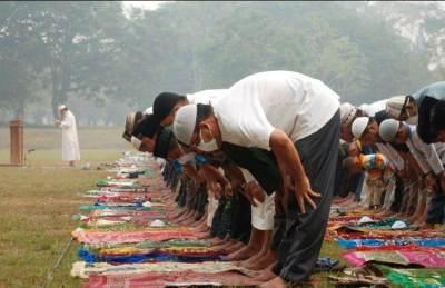 Bacaan Doa, Niat dan Tata Cara Shalat Istisqa Untuk Memohon Diturunkan Hujan