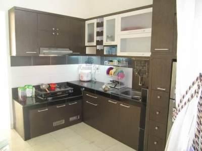 Ragam Desain Kitchen Set Untuk Dapur Minimalis, Bikin Rajin Masak Nih!
